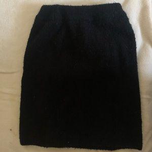 Dresses & Skirts - Fuzzy pencil skirt
